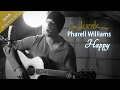 Download Pharell Williams - Happy (Acoustic Cover by Junik) MP3 song and Music Video