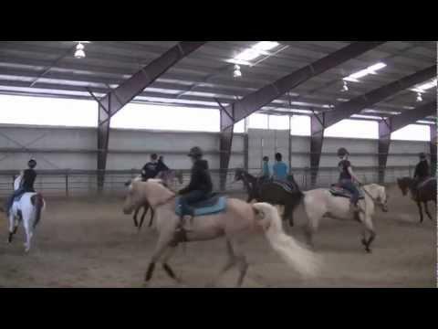 Lashay Arabians Drill Team - 3-16-13