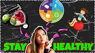 Healthy lifestyle tips and tricks 2020 | aileen carpio #healthtips