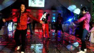 party rock anthem champagne showers  sexy and i know it coreografia