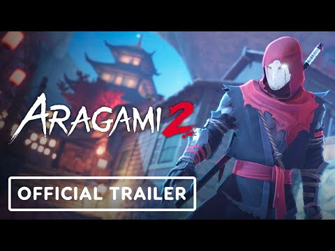 Aragami 2 - Official Launch Trailer