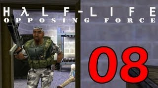 Half Life Opposing Force Chapter 08 Vicarious Reality [Longplay] [PC] [1080p]