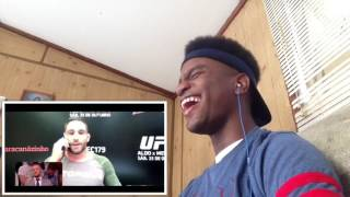 Conor Mcgregor Funniest MMA Moments Part 1 - Lil Jaq reaction