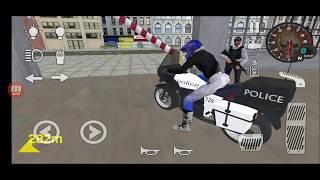 Polis Motor Oyunu, Direksiyonlu Araba Oyunları, Araba Oyunları Izle