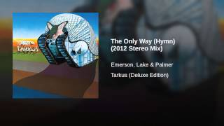 The Only Way (Hymn) (2012 Stereo Mix)