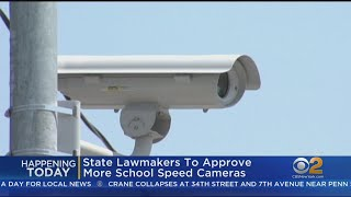 NY Lawmakers Poised To Expand School Zone Speed Cameras