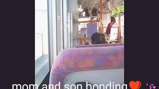 Riding A Shinki Bus In Japan