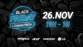 LIVE da Black Friday 2020: OFERTAS selecionadas e EXCLUSIVAS