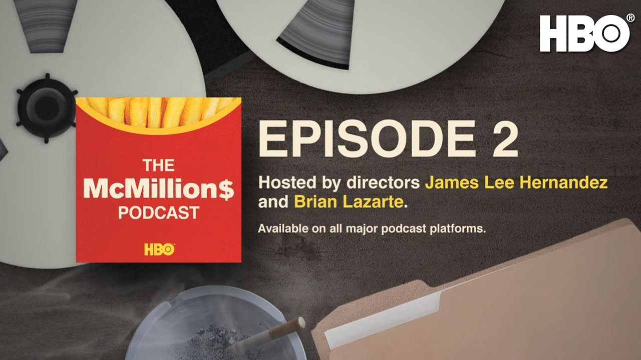 Download The McMillion$ Podcast: Episode 2   Robin Colombo   HBO