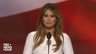 Melania Trump also 'Rickrolled' the RNC
