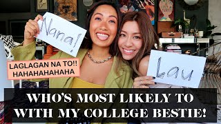 Who's Most Likely To With Katrina Loring | Laureen Uy