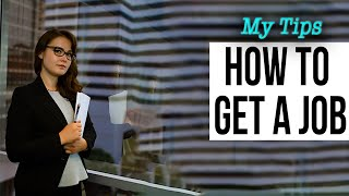 How to get a job in a new country when you don