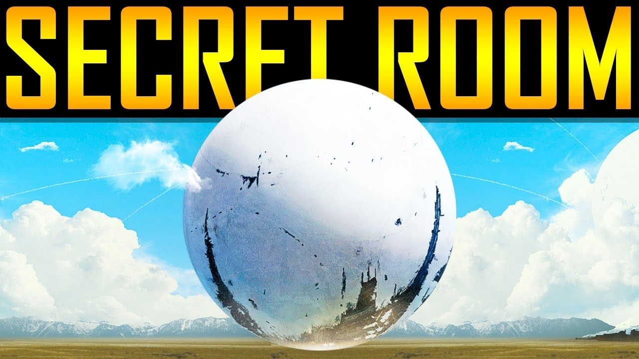 Destiny 2 Secret Tower Room Exotic Exotic Bow Free Loot Youtube