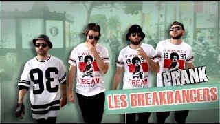 Pranque : les breakdancers à Cannes