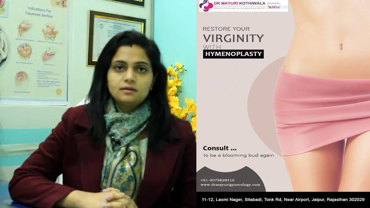 Download How to Regain Virginity in 30 Minutes   Hymenoplasty Surgery से खोया कौमार्य वापस लाए !