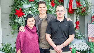 Sean Faris Interview - Home & Family