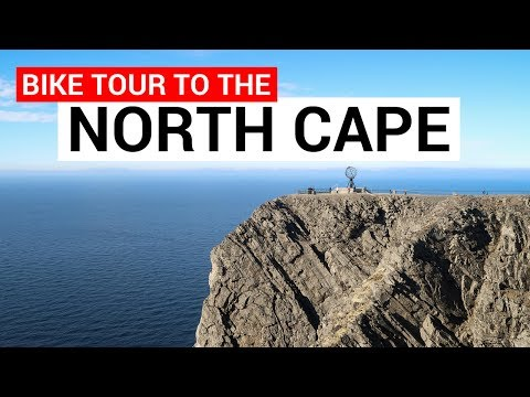 I Rode My Bicycle To The Nordkapp / North Cape in Norway!!! - EP. #192