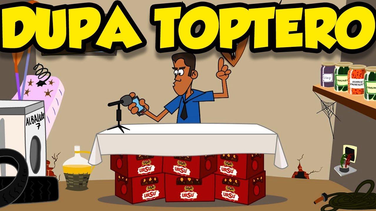 Ce s-a intamplat dupa TOPTERO? - Fratzica Show