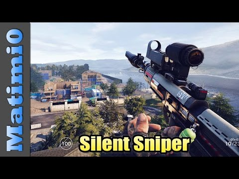 Silent Sniper - Rainbow Six Siege