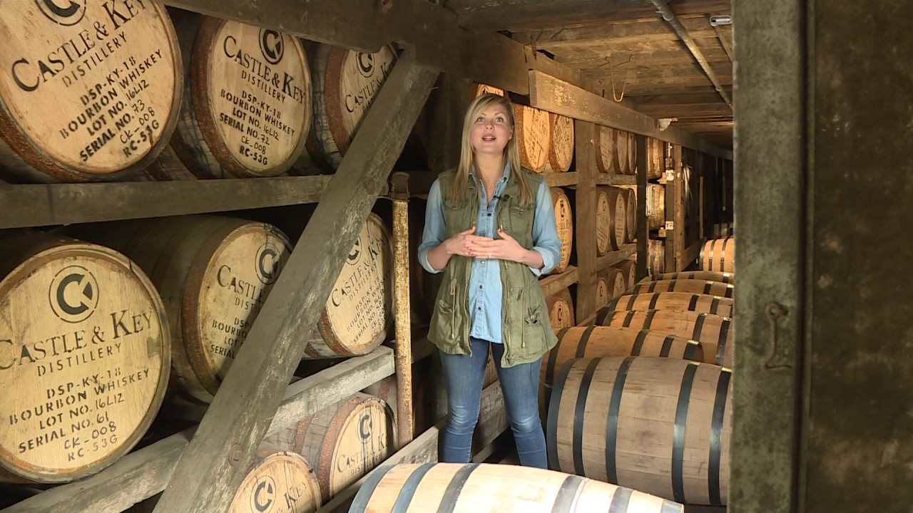 First Female Master Distiller On The Job At Castle Key Youtube