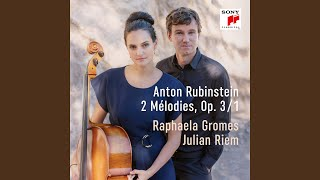 Play 2 Mélodies, Op.3 I. Moderato assai (Arr. for Cello and Piano)