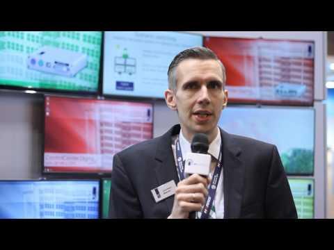 Guntermann & Drunck at World ATM Congress 2016 Madrid - KVM Technology