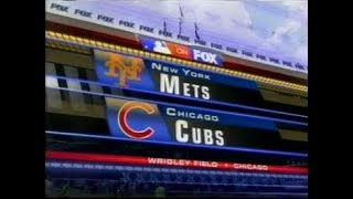109 - Mets at Cubs - Saturday, August 4, 2007 - 2:55pm CDT - FOX