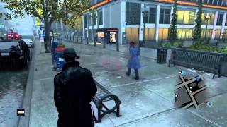 Watch Dogs | PS4 - Raining (720p)