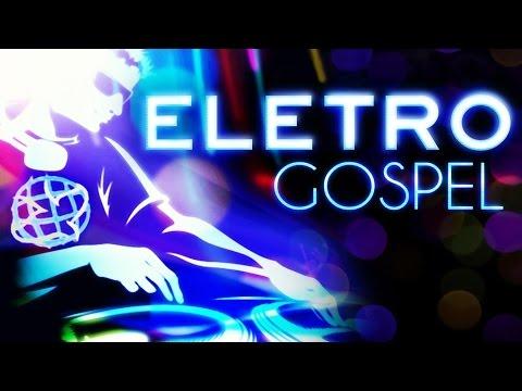 Louvado Seja ● Eletro Gospel e D'Jeovah ( O Melody Abençoado )