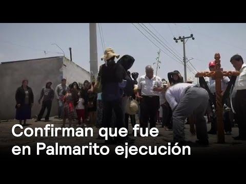 Ejecución de narco en Palmarito - En Punto con Denise Maerker