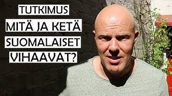 Tuomas Enbuske ja Tuure Boelius ärsyttävät