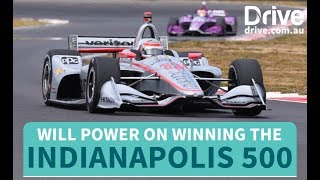 Will Power Interview On Winning The Indianapolis 500   Drive.com.au