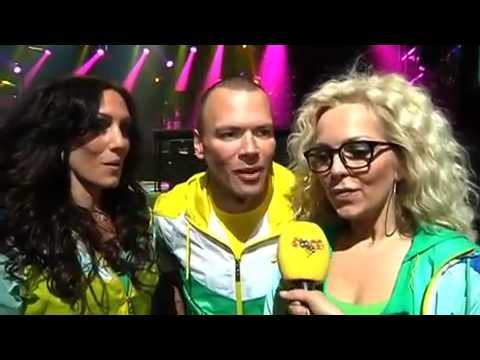 Alcazar - Interview for Melodifestivalen 2010 Headlines