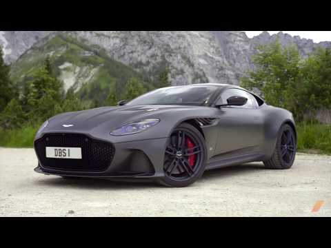 Aston Martin DBS Superleggera Is $310,000 And 715 Hp -- TEST/DRIVE