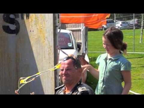 Joe Ellis Trust - Police Fundraising Event, Isle of Wight Festival 2014.