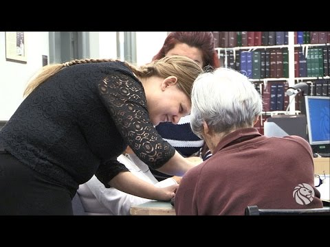 The Andrew Heiskell Braille & Talking Book Library