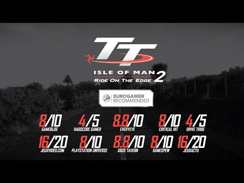 TT Isle of Man - Ride On The Edge 2 | Accolade Trailer