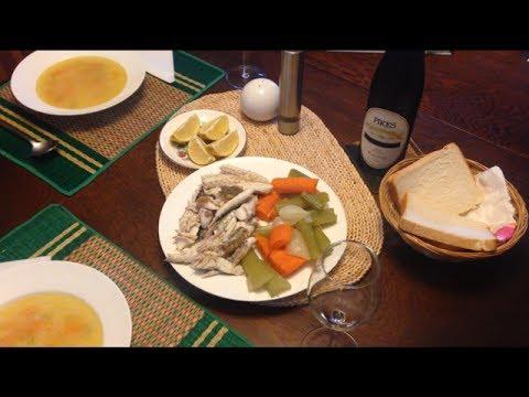 Greek Fish Soup - Kakavia