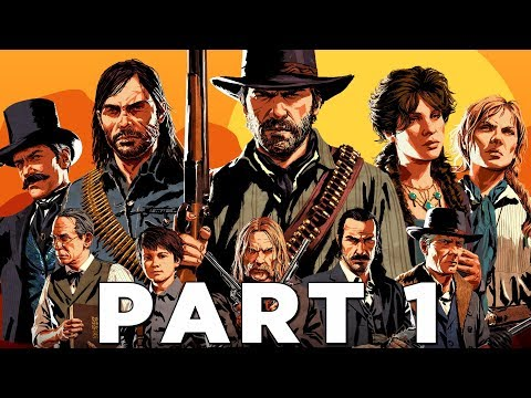 RED DEAD REDEMPTION 2 ONLINE Walkthrough Gameplay Part 1 - INTRO (RDR2 Online)