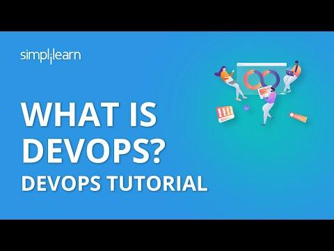 What is DevOps? | DevOps Introduction | DevOps Tools | DevOps Tutorial For Beginners | Simplilearn