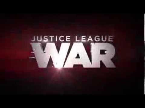 Justice League War Trailer