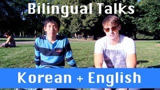 Bilingual Talks | Ep. 14 with Josh (영국남자) | English + Korean