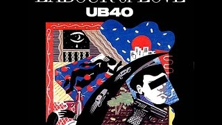 UB40 - Many Rivers To Cross (lyrics)