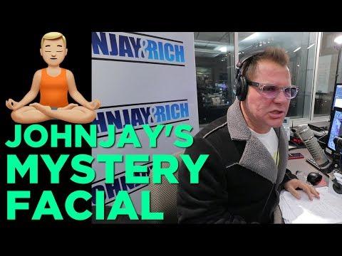 In-Studio Videos - Johnjay's Mystery Facial