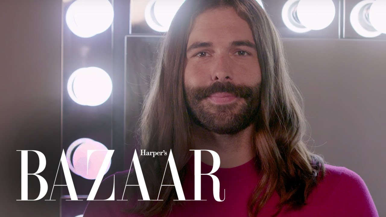 Queer Eye's Jonathan Van Ness' Affirmations for Everyday Life  | Harper's BAZAAR