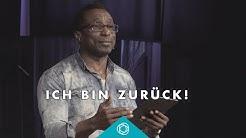 Ich bin zurück!  · Victor Akko · Elim Kirche Hamburg