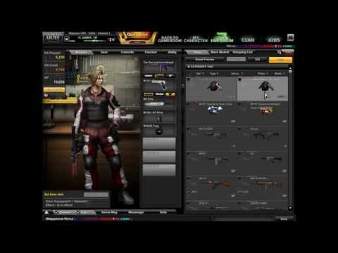 Combat Arms/ Nexon America :Permanent Gift From Clan Member 19_GAMER_224|