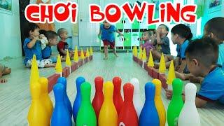 Chơi Bowling