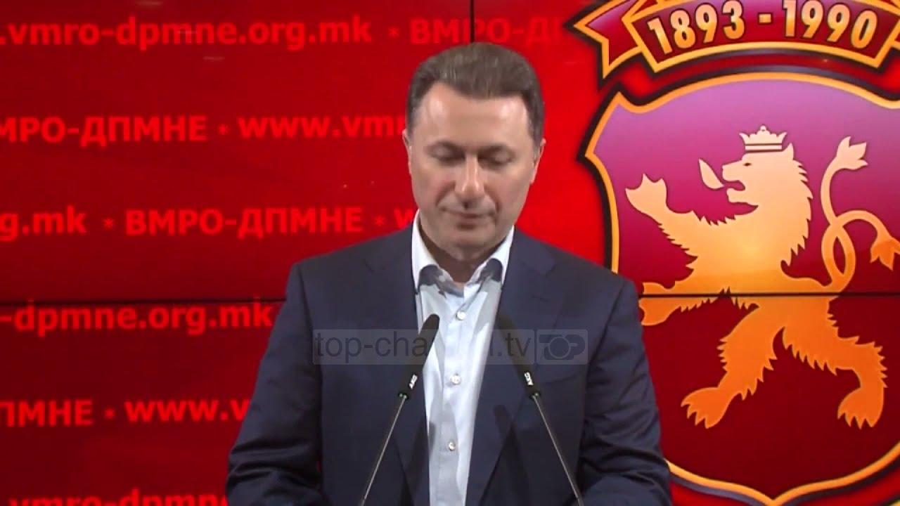 Download Top Channel/ Drejtësia nuk harron: Sulmi në parlamentin maqedonas, dënohet me burg ish kryetari!