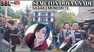 Suara Merdu Vocal Lienna Melantunkan Lagu sasak || MENDERITE Bareng SEMETON DOYAN NADE
